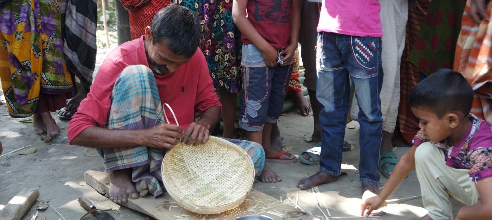 Die Patni Community, ein Dorf auf der Suche nach einer Alternative